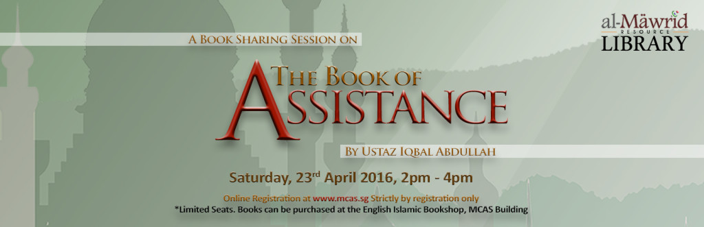 Book of Assistance Web Slider