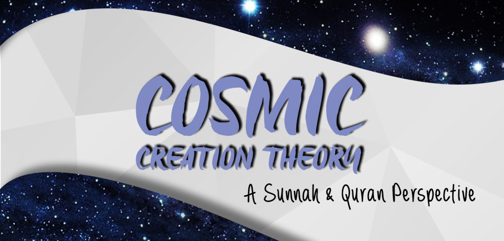 Cosmic Creation Theory Slider