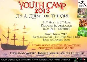 YODA Camp 2013