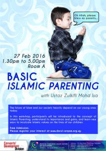 Basic Islamic Parenting