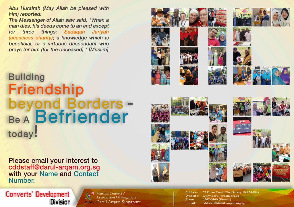 Befrienders Recruitment 2