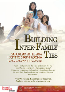 Building inter-family ties 2016