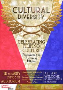 Filipino cultural diversity