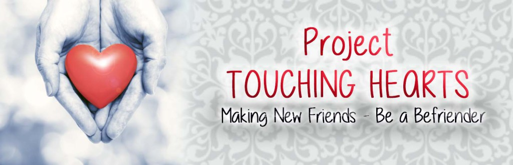 Touching Hearts Project Website