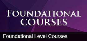 1 Foundation NEW