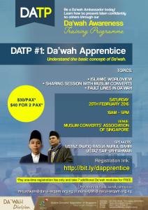 dawah apprentice 2016