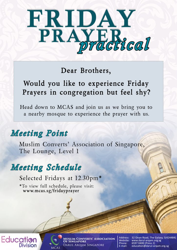 how to read friday prayer